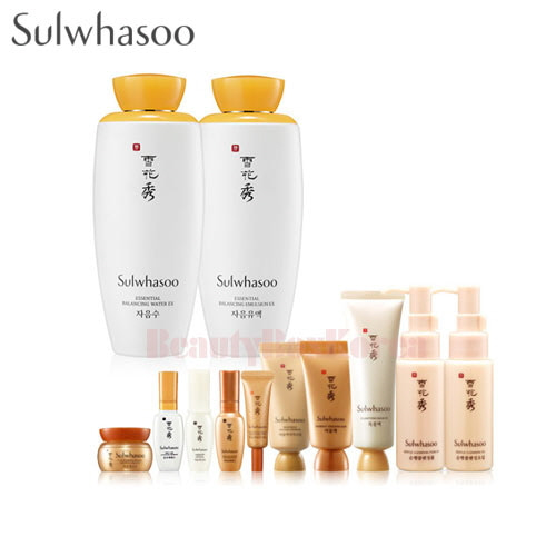 SULWHASOO Essential Balancing Basic Set [Monthly Limited - August 2018]
